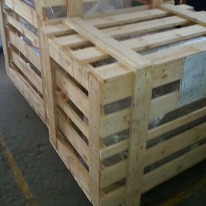 Examples of Wooden Crates