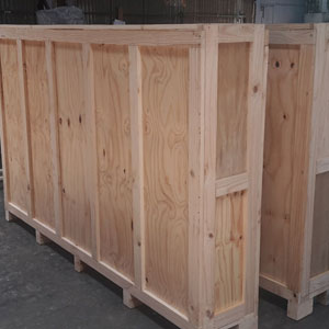 Plywood Pine Box